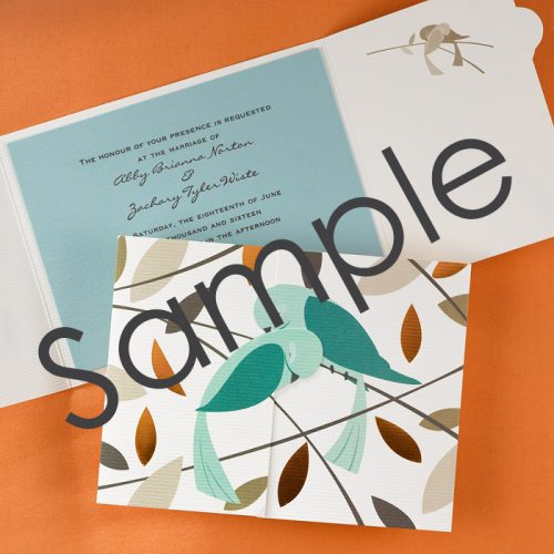 elegant wedding invitations online