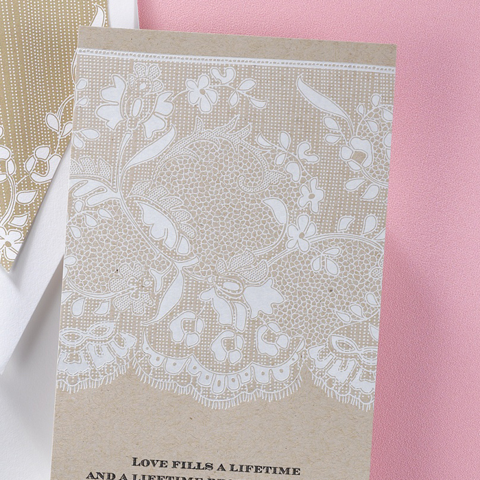 Romantic Wedding Invitations Australia