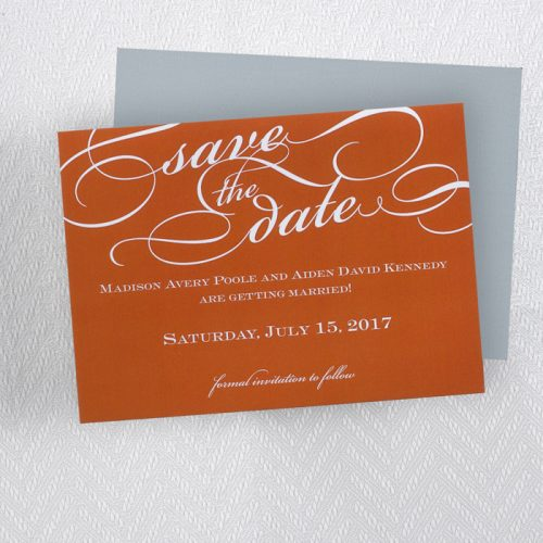 simple save the date magnets