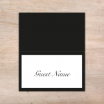 Double Layer Wedding Place card