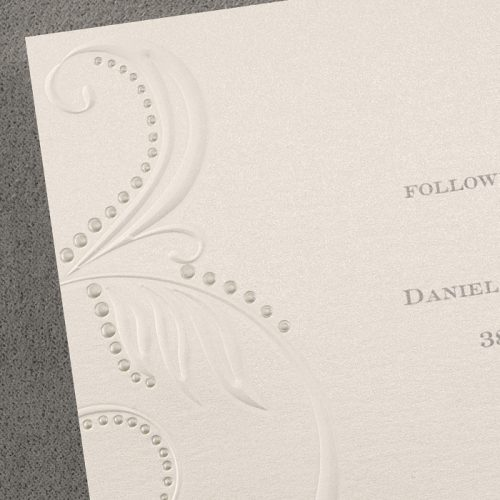 Additional Wedding information cards