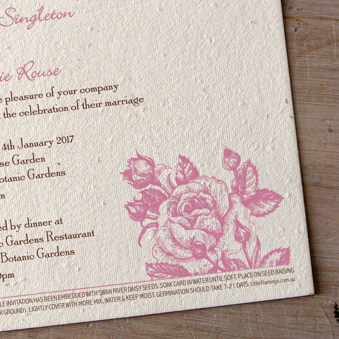 Rose Wedding Invitations correctly perfect ideas for your invitation layout