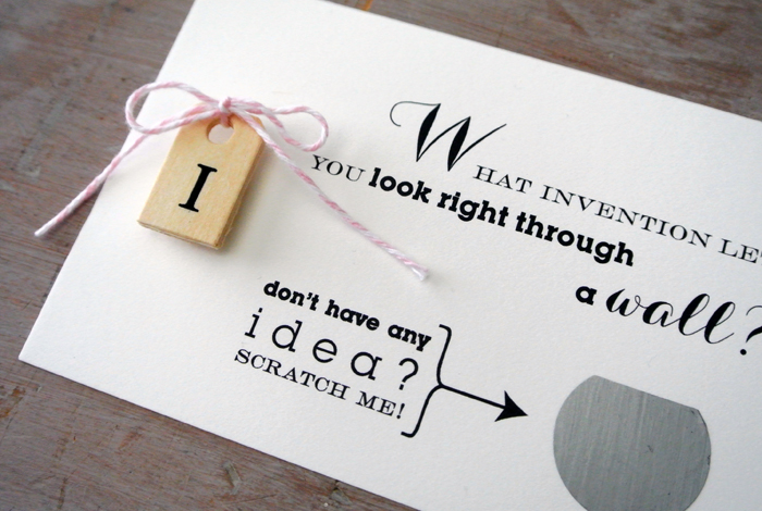 Wedding Proposal Ideas Treasure Hunt Little Flamingo