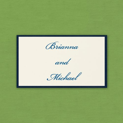 Pocket Wedding Invitations Tab