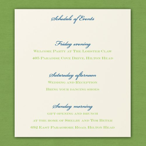 custom wedding pocket invitations