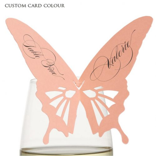 Butterfly Garden Place Cards
