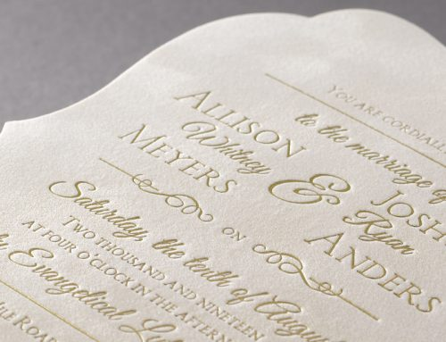 Unusual Wedding Invitations