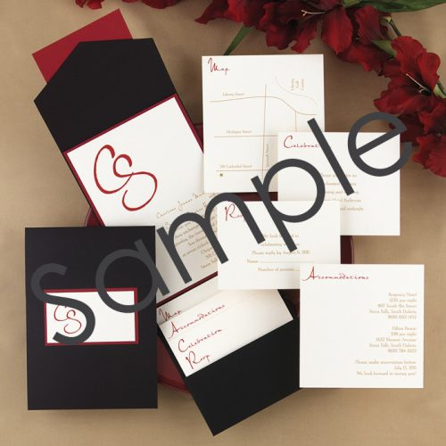 modern wedding invitations online