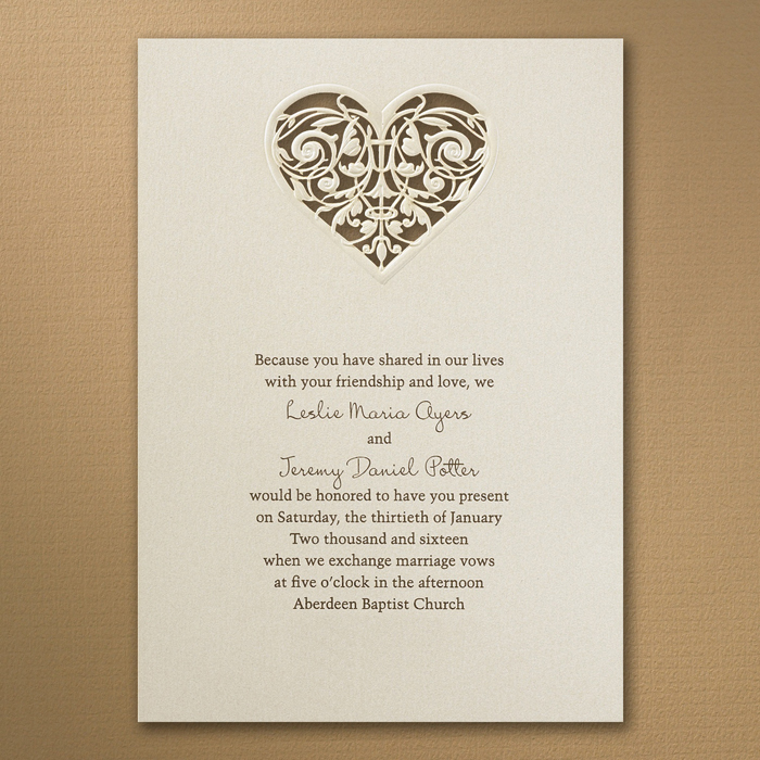 Vintage Style Wedding Invitations is amazing invitation sample