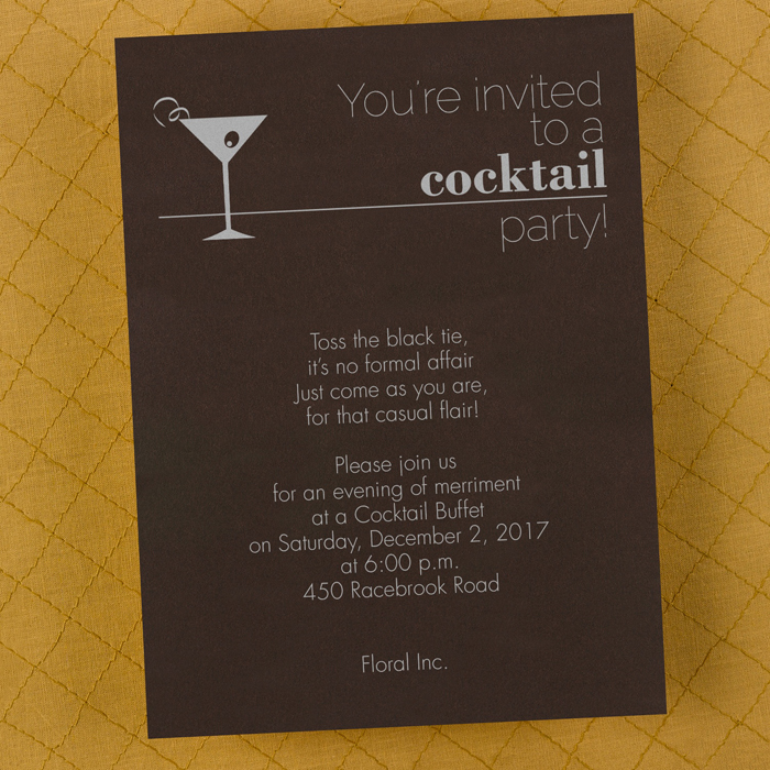 Sophisticated party invitations juvecenitdelacabrera sophisticated party invitations stopboris Images