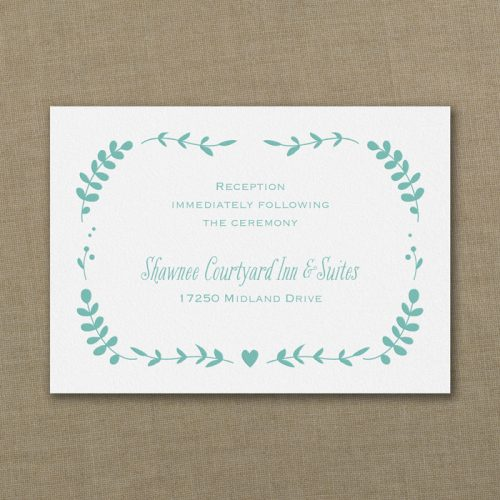 fun wedding stationery