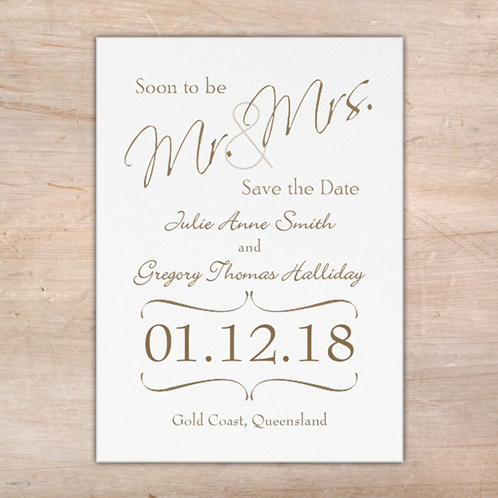 Funny save the date | Etsy