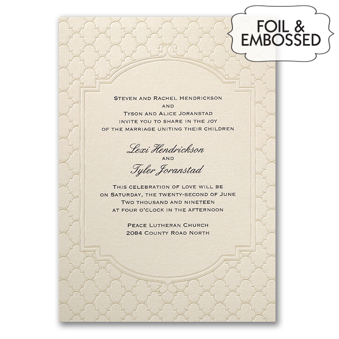 Wedding Invitations and Wedding Stationery - Little Flamingo