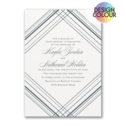 Modern Wedding Invitations Australia